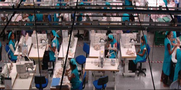 trabalho escravo moda