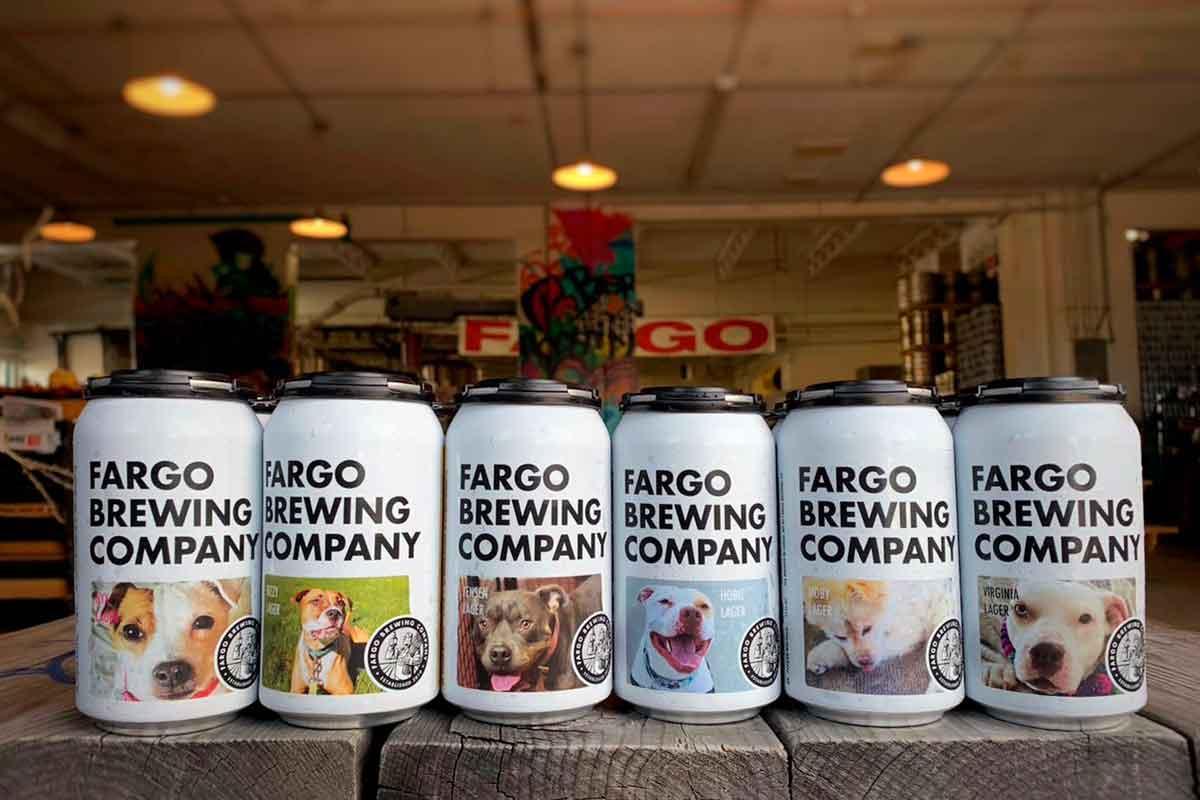 cerveja rotulo cachorro