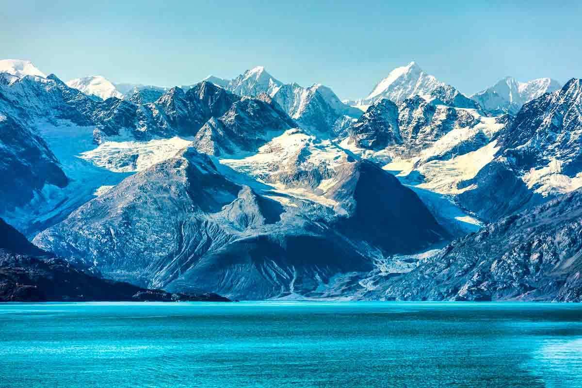 geleiras derretendo